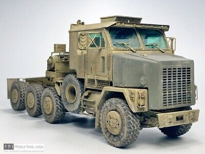 $540 • Buy M1070 Truck Tractor   Scale 1:35 - Built And Painted (Pro-Built)