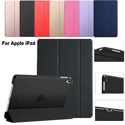 Smart Magnetic Flip Leather Stand Case Cover For IPad Mini Pro 9.7 Air 10.5 10.2 • 4.49£