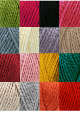 Robin Super Chunky Knitting Wool 100 G Balls Various Colours • 3.50£