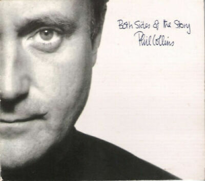 £1.25 • Buy DISC ONLY ...PHIL COLLINS, BOTH SIDES OF THE STORY,   3 Track, CD Single,