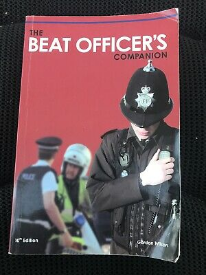 The Beat Officers Companion 10th Ed Police Book • 9.97£