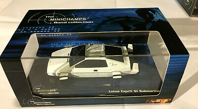 $ CDN79.09 • Buy Lotus Esprit S1 Submarine Bond Collection Minichamps 400135270 1/43 Scale