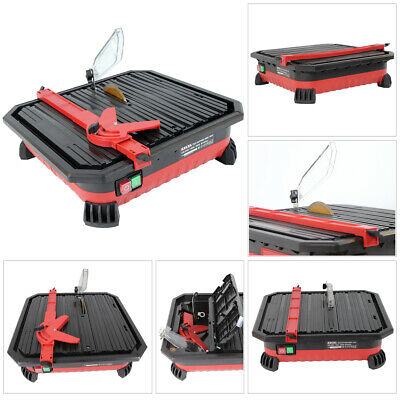 Excel Tile Cutter 450w Electric Diamond Saw Floor Wall Tilling Cutting Tool Port • 39.99£