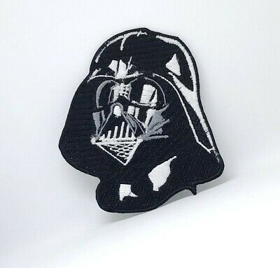 £1.89 • Buy STAR WARS Movies Iron Or Sew On Embroidered Patches - Darth Vader