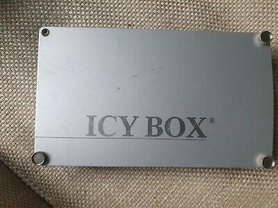 "ICY BOX IB-351U 3.5"" IDE HDD External USB Enclosure • 10£"