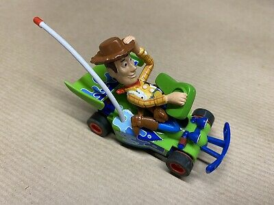 Used 1:64 Scale Complete Micro Scalextric Toy Story Woody Car • 7.95£