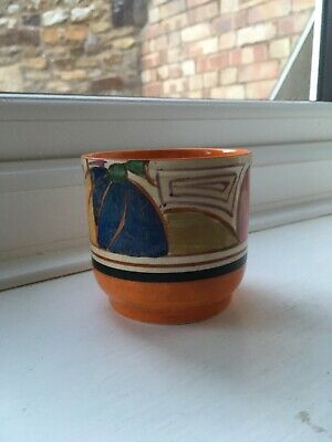 Clarice Cliff Melons Small Pot • 165£