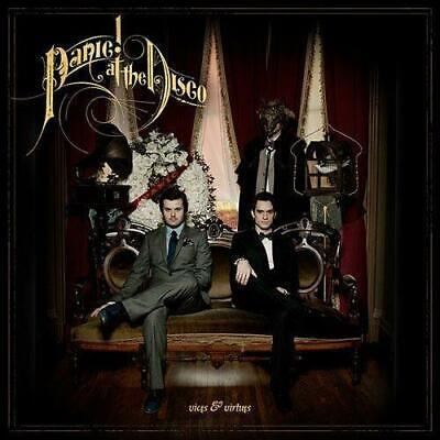 PANIC! AT THE DISCO - Vices & Virtues (CD) NEW • 8.83£