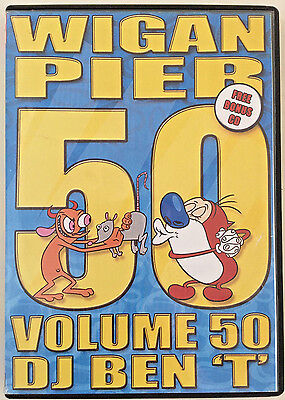 £4.99 • Buy Wigan Pier Volume 50 Ben T - Double CD, Scouse House Donk Bounce RARE.