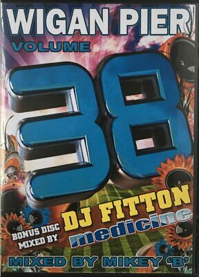 £4.99 • Buy Wigan Pier Volume 38 - Mikey B - Scouse House, Donk, Bounce