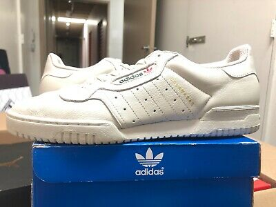 $ CDN252.14 • Buy ADIDAS YEEZY POWERPHASE CALABASAS Core White 350 Boost SIZE 9.5 GREAT CONDITION