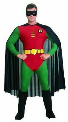 £25 • Buy Rubies Classic Robin Men's Fancy Dress Costume Party Outfit DC