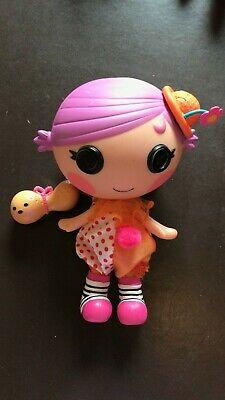 Lalaloopsy Squirt Lil Top Little Sisters Doll  7  Doll With Pet • 11£