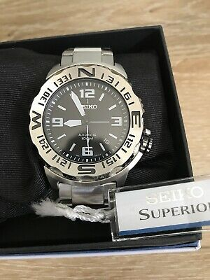 $ CDN550 • Buy Seiko Field Monster Superior SRP441k1 RARE With Box 4r35 S/S Bracelet Like New