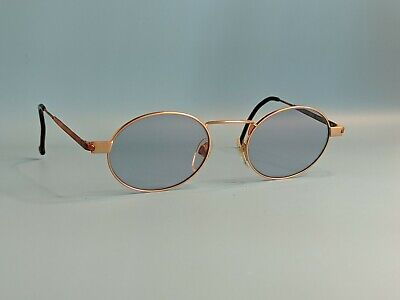 Vintage Rodenstock 2363 Gp Round Gold Sunglasses Made In Germany Glass Lenses  • 50£
