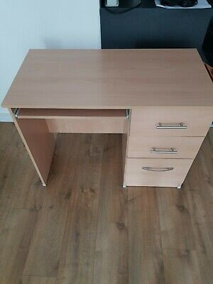 Selling A Second Hand Home Desk Workstation 3 Drawers • 60£