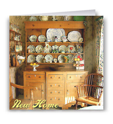 Pack Of 6 New Home Greeting Cards • 2.95£