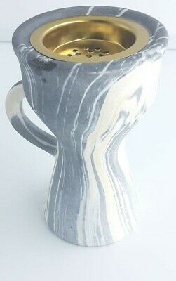 Ceramic Decorative Bakhoor Incense Burner Gift Burner 19cm  • 16.99£