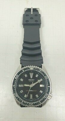$ CDN234.61 • Buy Vintage Seiko Diver 4th Model 7002-7000 Automatic Watch