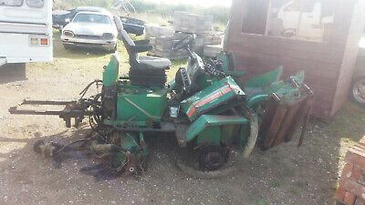 £195 • Buy Ransomes Fairway 300 Ride On Mower Breaking For Spares Or Sell As Seen