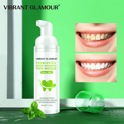 Teeth Whitening Essence Toothpaste Cleanser Remove Plaque Oral Care Products • 9.37£