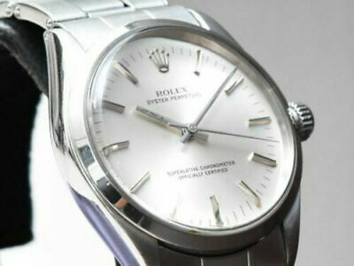 $ CDN5461.40 • Buy Rolex Oyster Perpetual 1002 Vintage Overhaul Cal.1570 Automatic Mens Watch