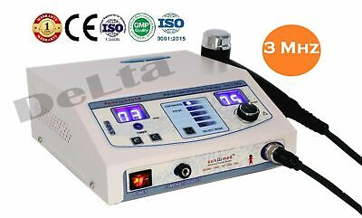 £135 • Buy Adv. CE App Ultrasound Therapy 3 Mhz Physiotherapy Pain Relief Therapy Machine*@