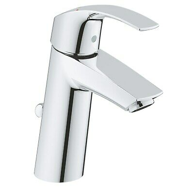 Grohe Eurosmart Basin Mixer Tap With Pop-up Waste - 23322001 23322001 • 96.97£