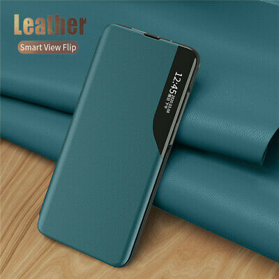 $ CDN7.74 • Buy For Samsung Galaxy S20 S10 S9 S8 Plus Magnetic Smart APP Leather Flip Cover Case