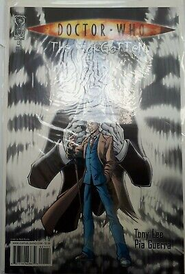 IDW - Doctor Who - Agent Provocateur, The Forgotten & Others • 2.75£