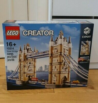 LEGO Creator Tower Bridge (10214) • 320£