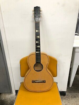 $ CDN158.25 • Buy Vintage United Parlor Acoustic Guitar Harmony, Silvertone, Stella Made In The US