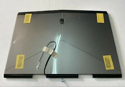 $ CDN47.88 • Buy New Genuine Dell Alienware 13 R3 Silver LCD Back Cover Lid Top Case 02G58H 2G58H