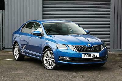 2019 Skoda OCTAVIA Hatchback 2.0TDI SE L (150PS) Diesel Blue Manual • 16,495£