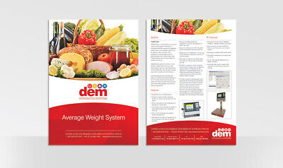 £29.99 • Buy A5 Flyer Design Service Double Sided Or Single Sided Professional Design Only