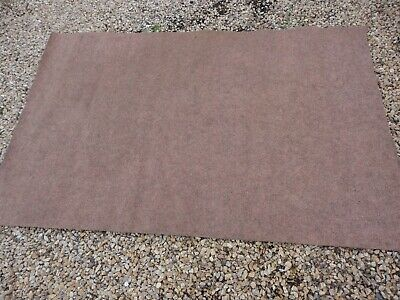 AU240 • Buy Genuine Westminster Carpet For Fx Fj Holden Rear Floor Brick Tan Suit Nasco Car