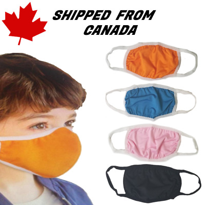 $ CDN14.99 • Buy (KIDS) Cotton Mouth Face Mask Washable Reusable Mask With PM2.5 Filter