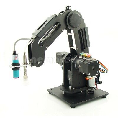 R290 3Axis Robot Arm Industrial Robotic Arm Load 500g Fit For Android Assembled • 614.03£