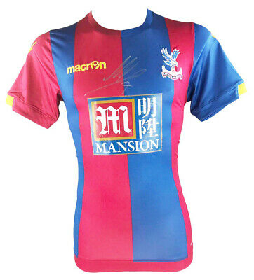 Signed Max Meyer Shirt - Crystal Palace Autograph +COA • 97.49£