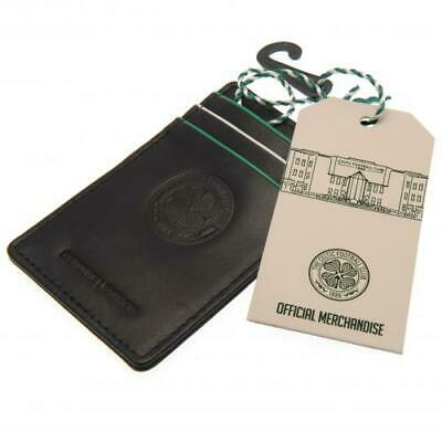 £9.19 • Buy Celtic FC Official Crested Leather Season Ticket And Card Holder Wallet Bhoys