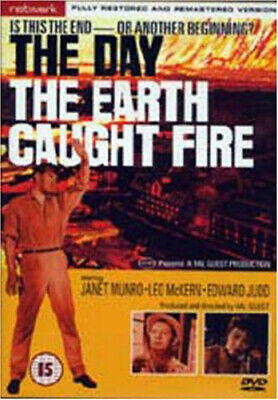£5.98 • Buy The Day The Earth Caught Fire (DVD)
