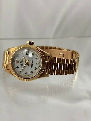 $ CDN7909.20 • Buy 1995 Rolex Oyster Perpetual Datejust 69178 18K Gold Automatic Wristwatch