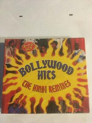 Bollywood Hits: The Hindi Remixes NEW CD • 9.95£