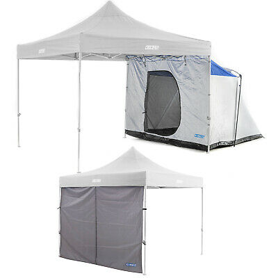 AU151 • Buy Adventure Kings Gazebo Hub + Side Wall Outdoor Camping Tent Portable Shelter 3x3