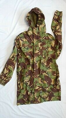 Dpm Camo Parka Man's (cold Weather) Size 188/104 Very Good Condition • 65£