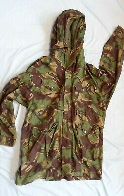 Dpm Military Parka Man's (cold Weather) Size 170/112 Used Condition • 62.50£