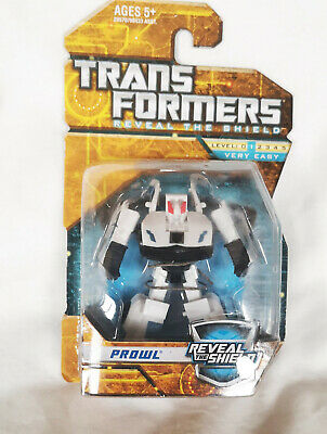£11.99 • Buy Transformers Prowl Reveal The Shield 2  Action Figure Toy
