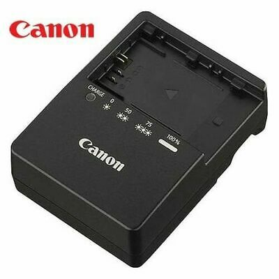 £70 • Buy Genuine Canon LC-E6 Battery Charger (With US Pattern Plug)