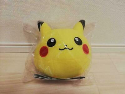 SEGA TOYS Pyokotama ? Pikachu Pokemon Round Plush Ball Hopping Toy Song Sound • 35.46£