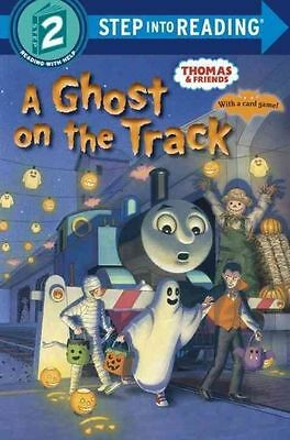 A Ghost On The Track (Thomas & Friends) (Step Into Reading) • 10.98£